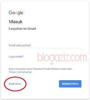Cara Buat Email Gmail Melalui Android dan Komputer dengan Mudah