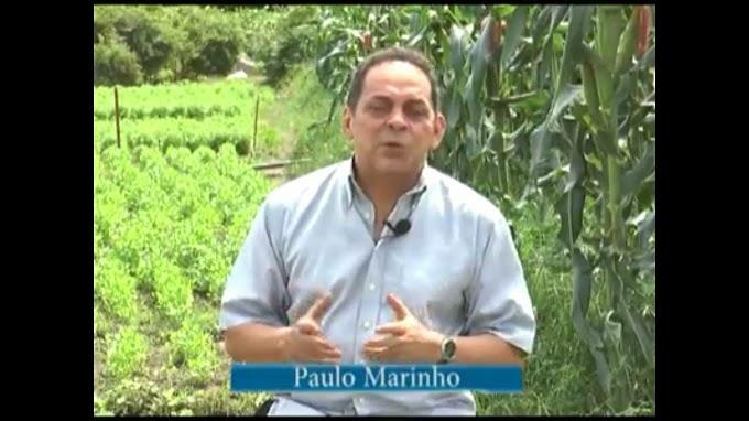 MESA REDONDA - Em programa de TV, Paulo Marinho fala da importância de produzir Agricultura Familiar em Caxias