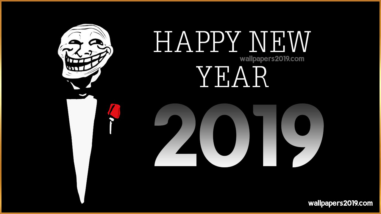 happy new year 2019 meme