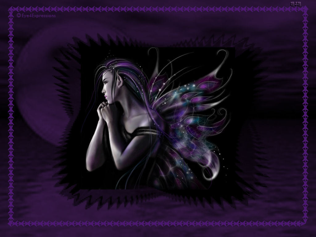 Dark Art Beauty Fairy Background Wallpapers | Fairy ...