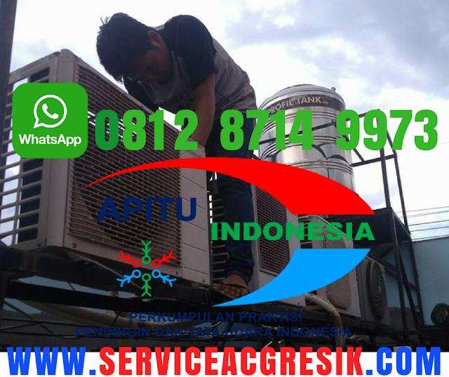 Service AC Gresik