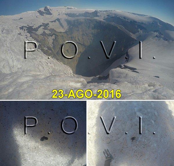 Un point sur l'activit� des volcans Villarrica et Fuego