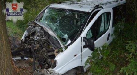 Аварія в Польщі