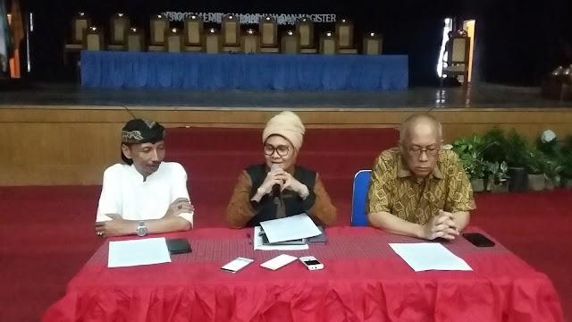 Rangkaian Perayaan Wisuda ISBI Bandung Gelombang II Tahun 2018 Akan Ditutup Dengan Pertunjukan Opera Ramayana