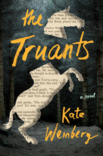 all about The Truants by Kate Weinberg