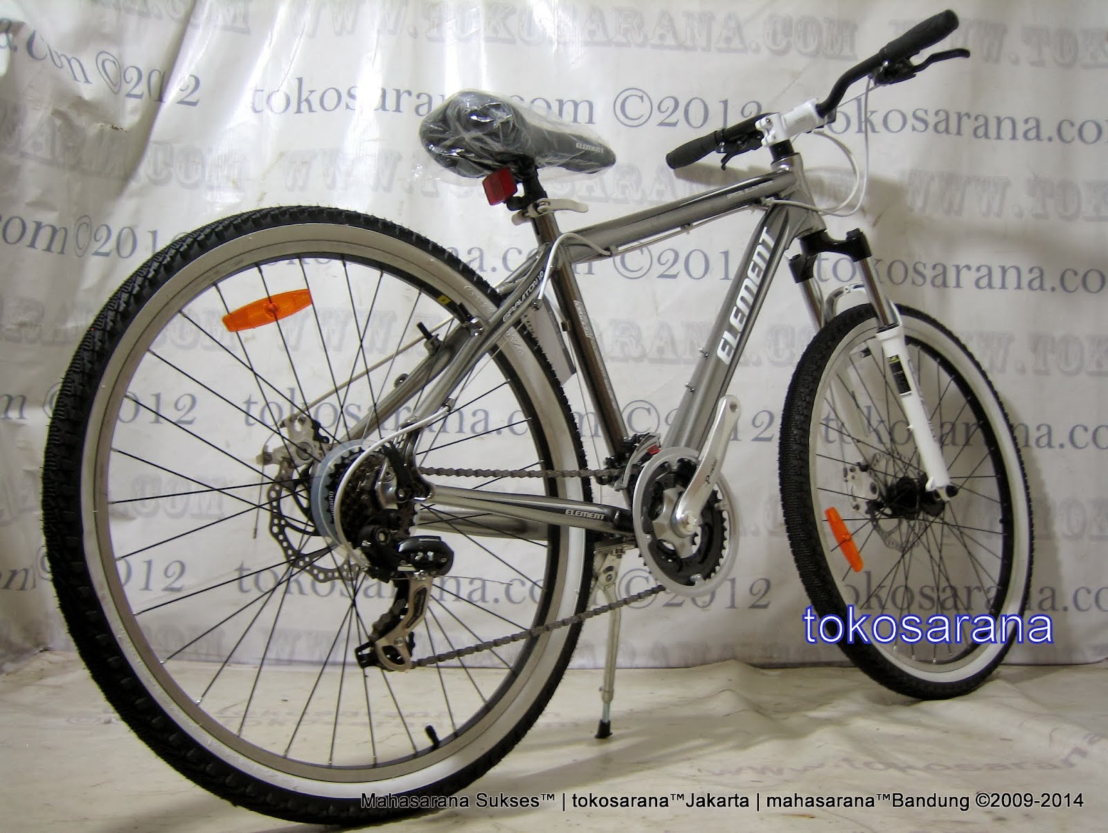 Sepeda Gunung ELEMENT GRAVITON 26 Inci 2