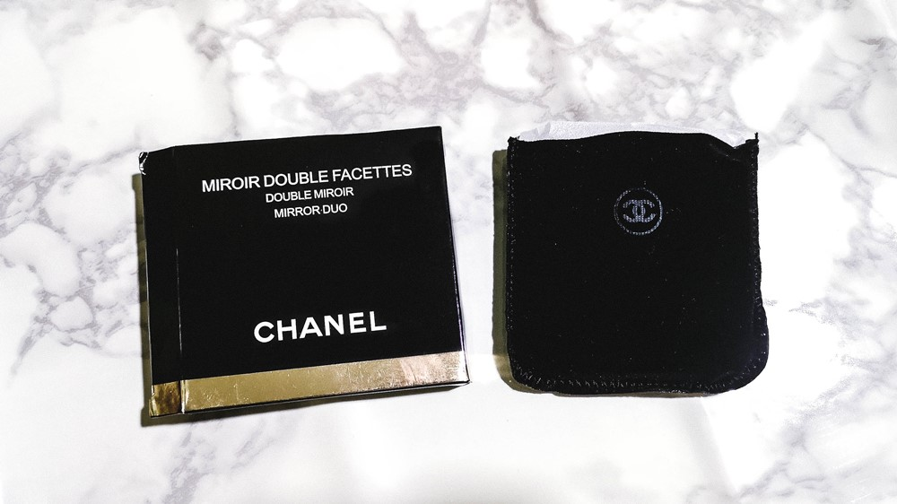 6bc22bae5b12 Chanel Miroir Double Facettes Mirror Duo, Chanel Miroir Double Facettes Mirror  Duo review, chanel