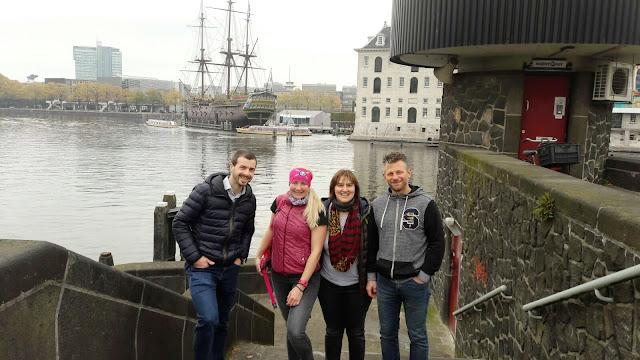 Als Tourist in Amsterdam