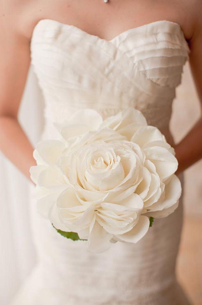 Bouquet Sposa Con Un Solo Fiore.Mio Caro Blog One Flower Bouquet Il Monofiore Che Fa Tendenza