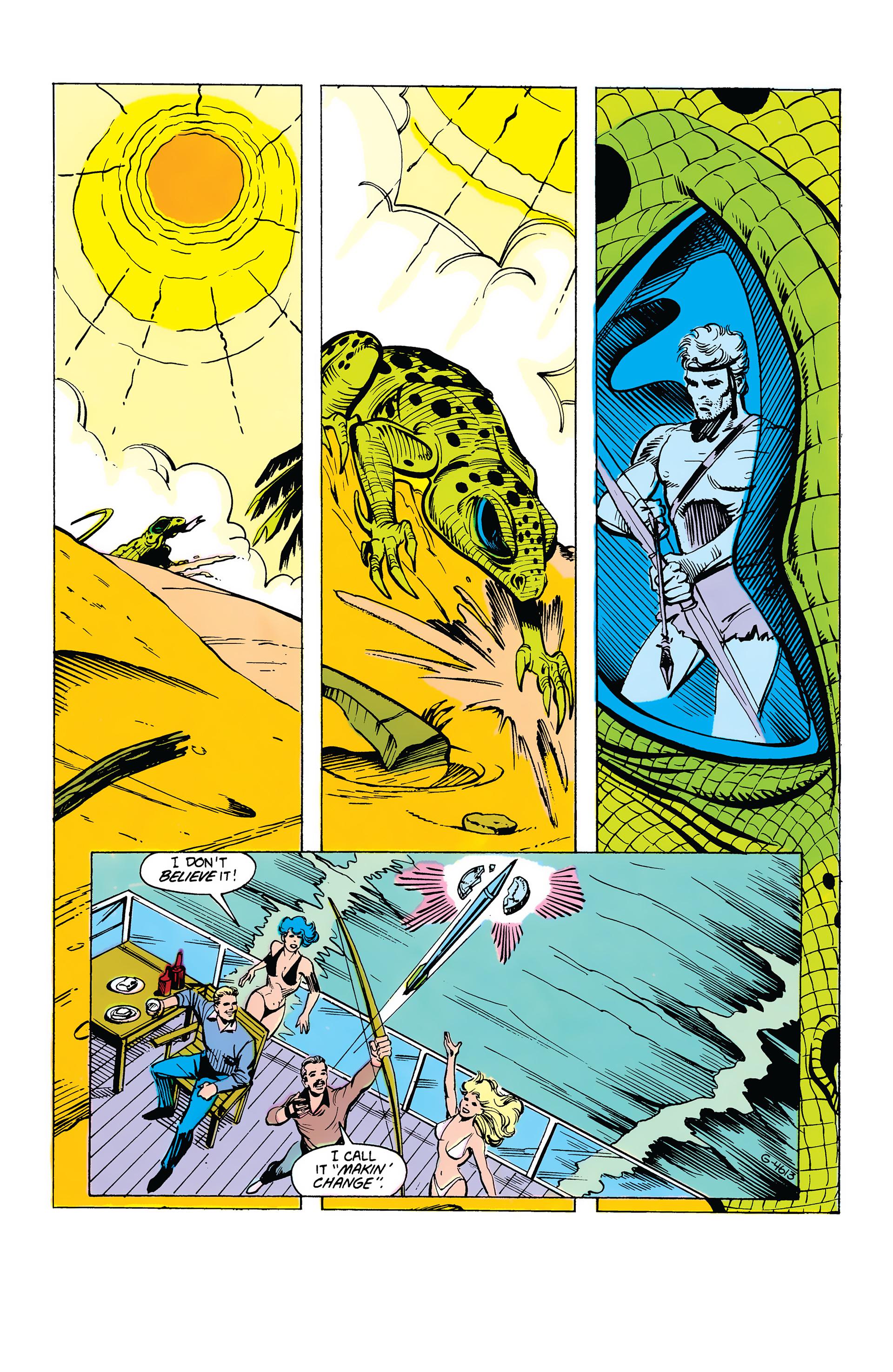 Read online Secret Origins (1986) comic -  Issue #38 - 2