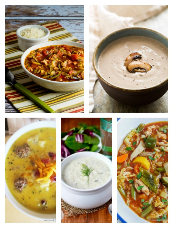 Low-Carb Recipe Love on Fridays: Low-Carb Soup Recipes