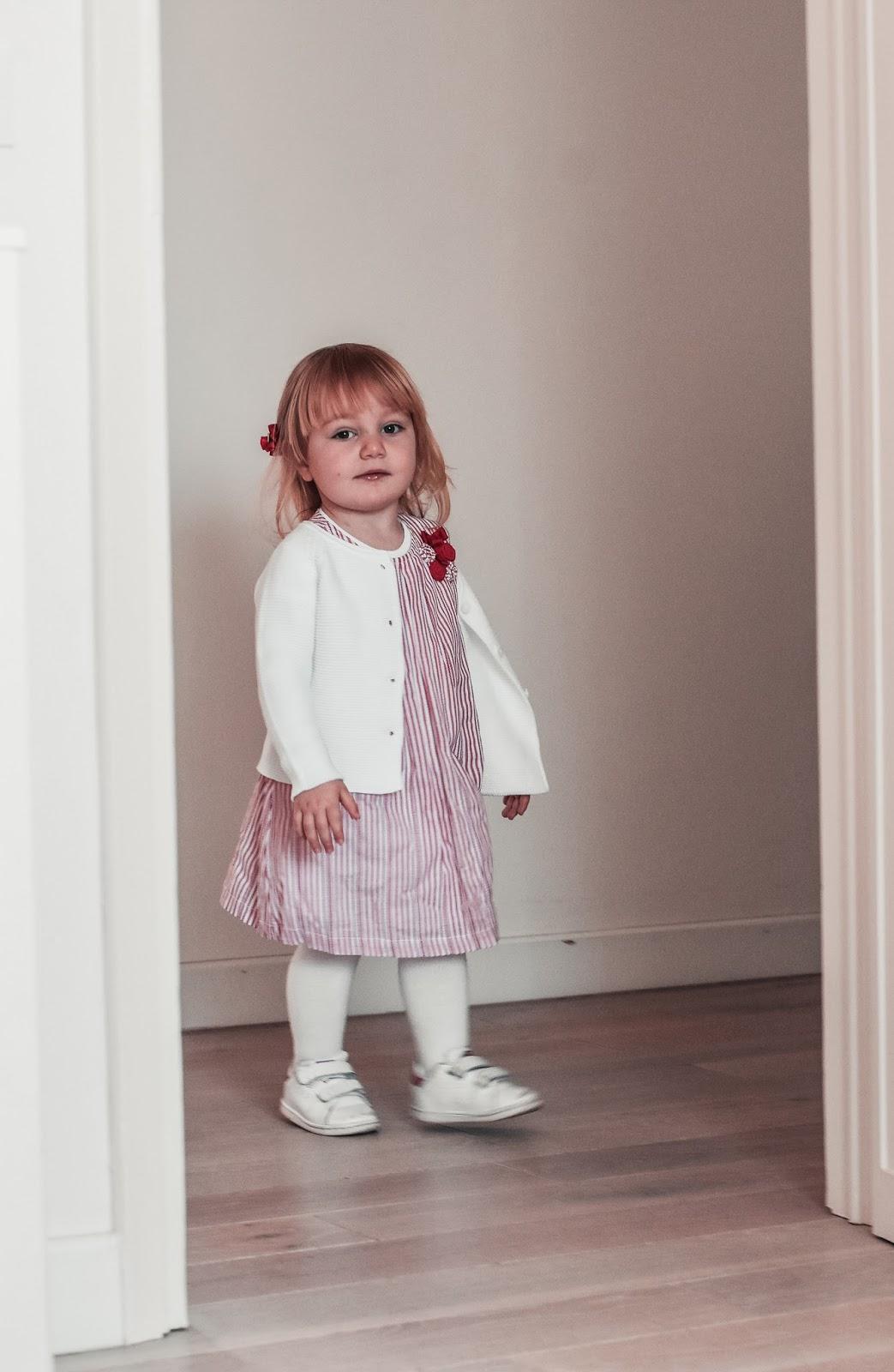 come vestire i bambini in primavera
