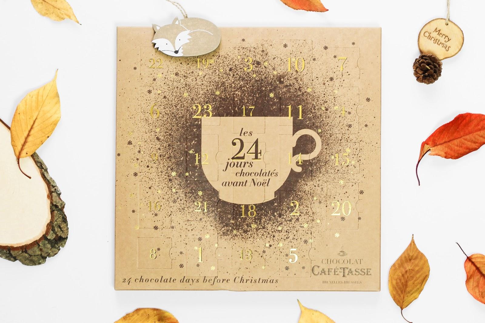 concours calendrier de l'avent noel christmas xmas chocolat belge café tasse café-tasse à gagner gourmand gourmandises connaisseurs les gommettes de melo gommette tentez votre chance gratuit léonidas leonidas gianduja amoureux couple 24chocodays