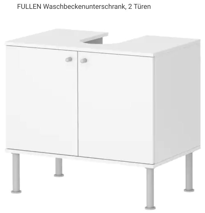 J E S S Y S W E L T Ikea Hack Fullen Waschbeckenunterschrank