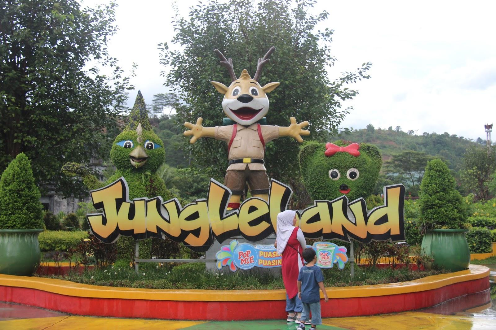 Jakartatouristcom Experience And Enjoy Jungleland Adventure Theme Tiket Sentul Park In Nirwanabogor