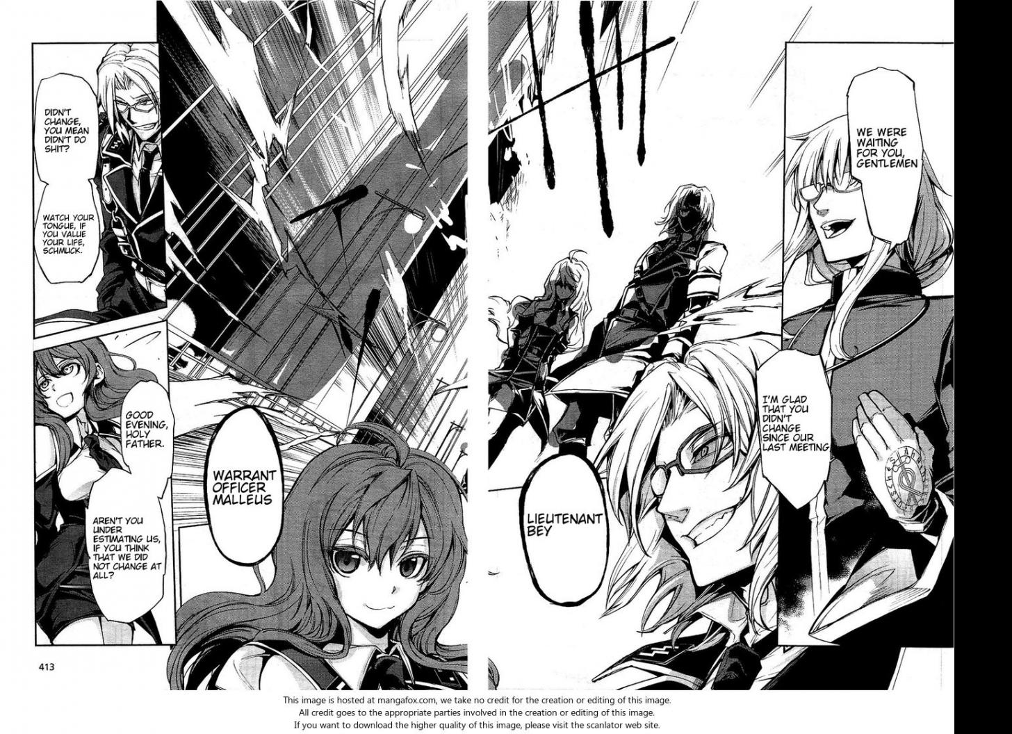 Dies Irae - Amantes Amentes - Chapter 1