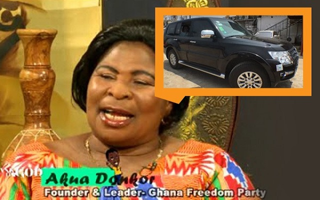 Probe car gift to Akua Donkor – NPP tells CHRAJ
