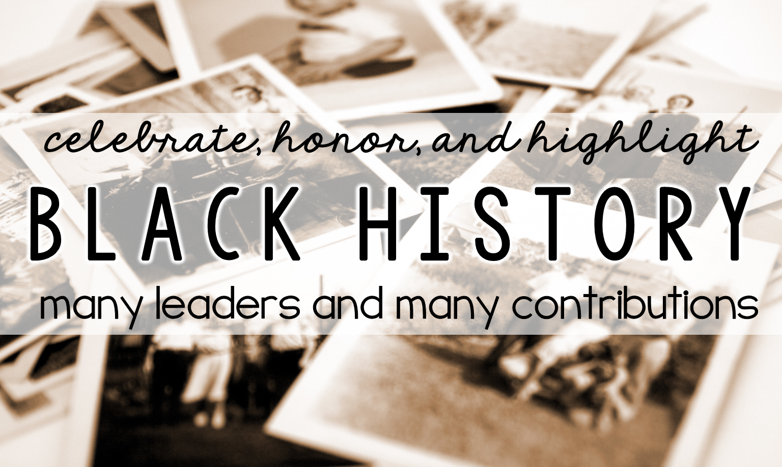 20 plus book recommendations for Black History Month (and all year long) are shared along with must do activities in this round up post.