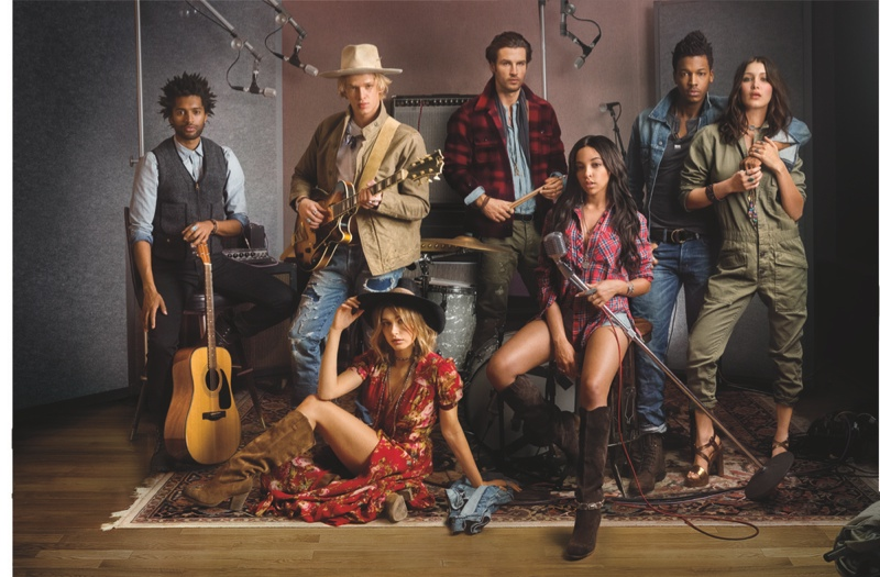 Denim and Supply Ralph Lauren Fall/Winter 2015 Campaign