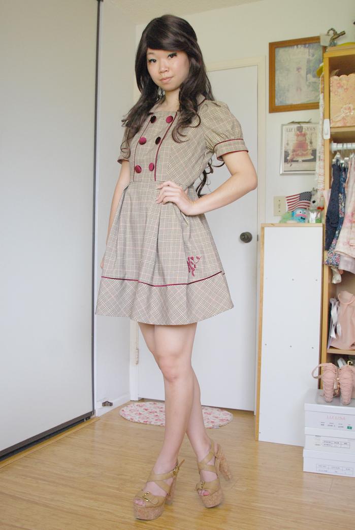 af1c0eac5 Emiiichan Blog ☆ : Tokyo Kawaii Life order 43 - Liz Lisa cape glen ...