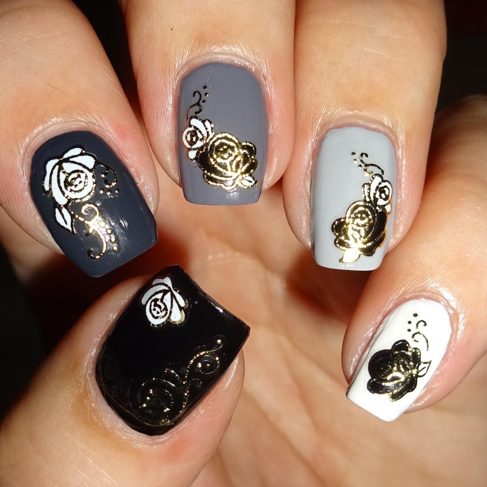 Nail Art Design For Spring 2015 Hession Hairdressing