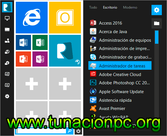 Start Menu Reviver Final Full Imagen