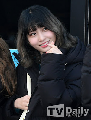 Momo Twice pre recording for ISAC 2018