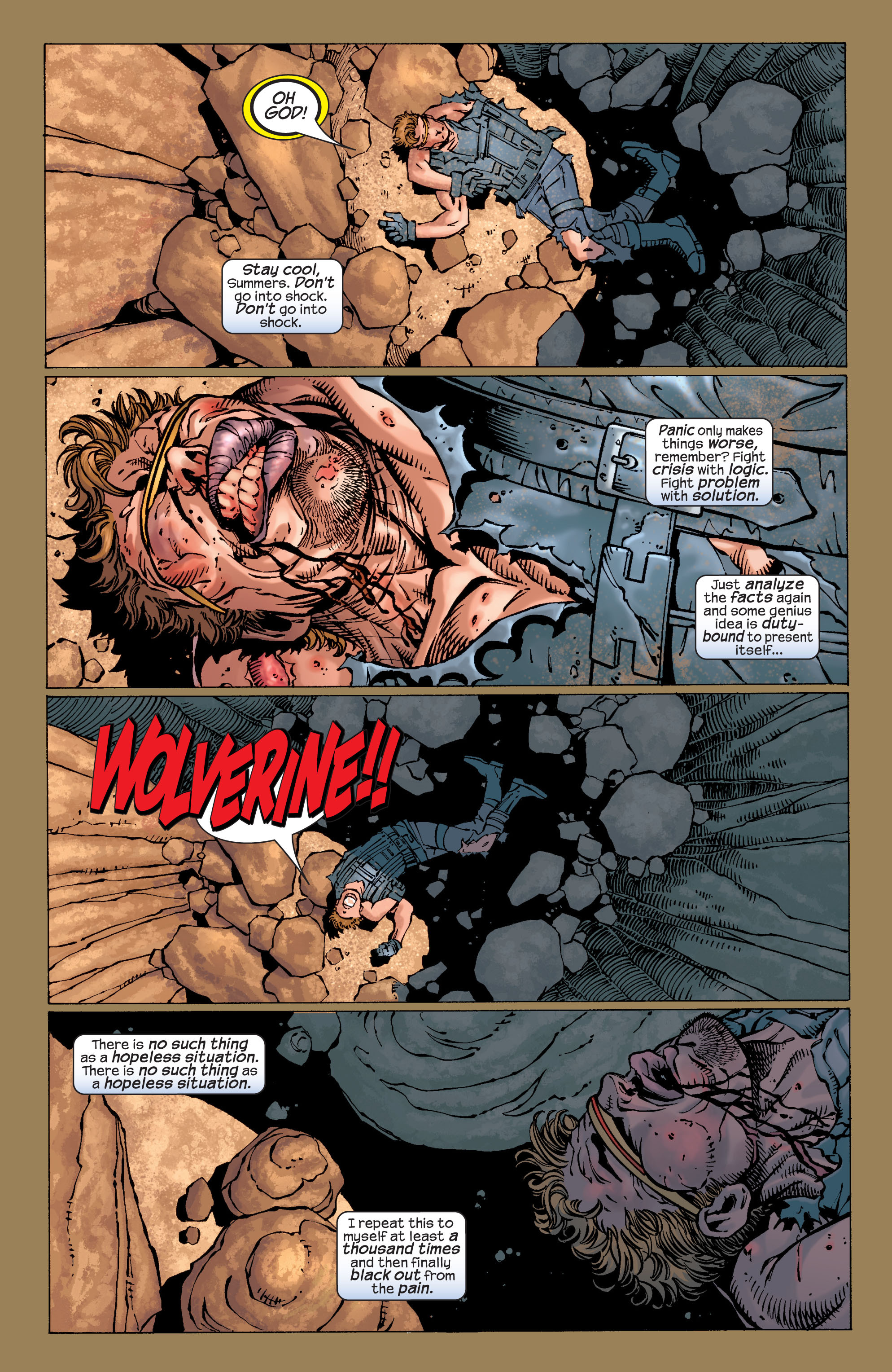 Read online Ultimate X-Men comic -  Issue #29 - 7