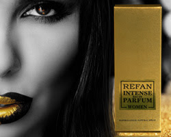 REFAN INTENSE GOLD PARFUM