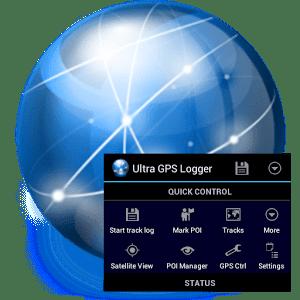 Ultra GPS Logger v3.155h [Patched] APK