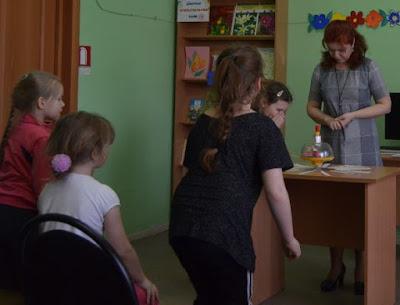 Осташков. детская библиотека, викторина, дети, начальные классы