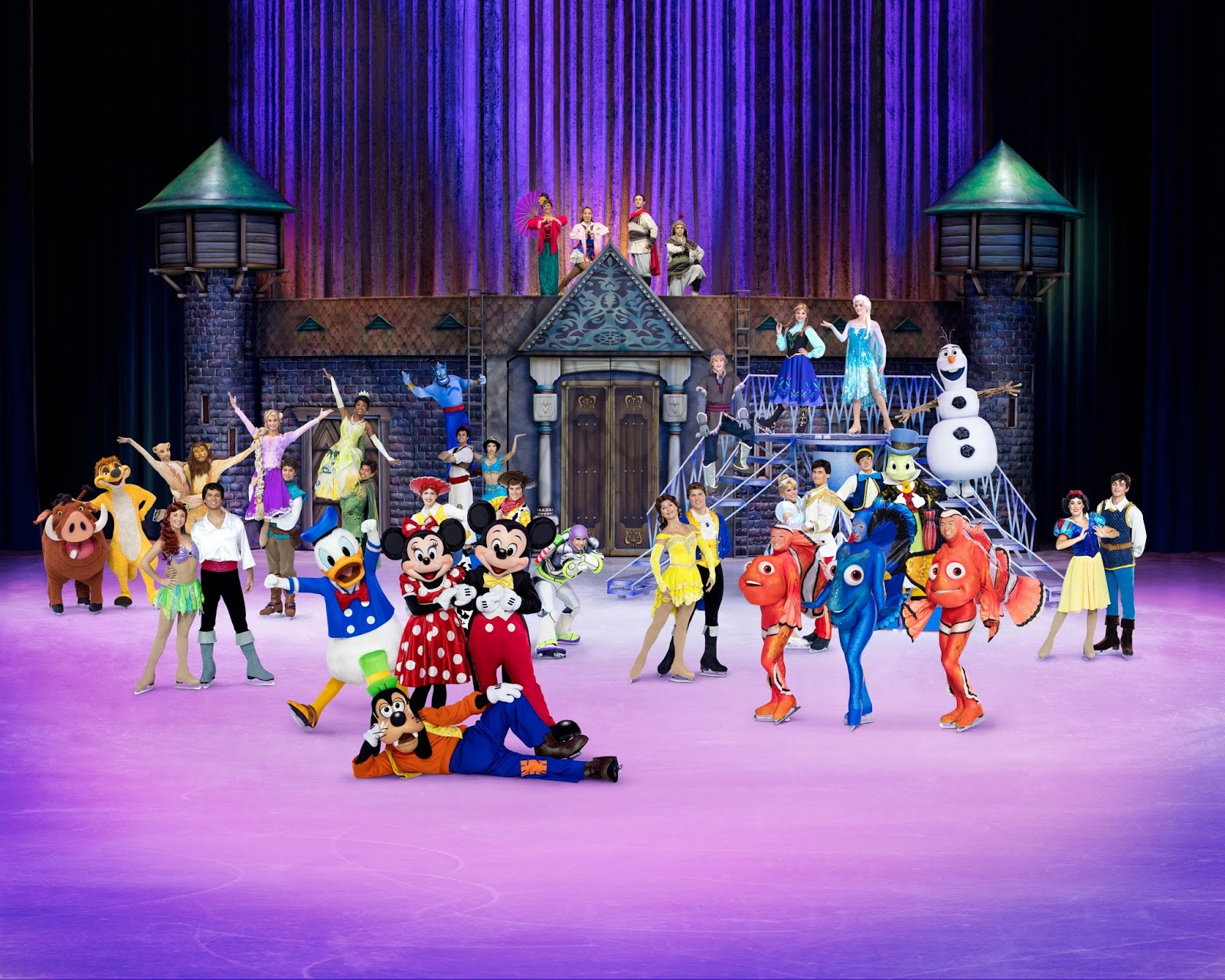 Disney On Ice Newcastle 2019 - How To Buy Pre-Sale Tickets