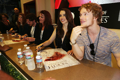 Game of Thrones SDCC 2012