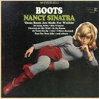 NANCY SINATRA - Boots - Los mejores discos de 1966