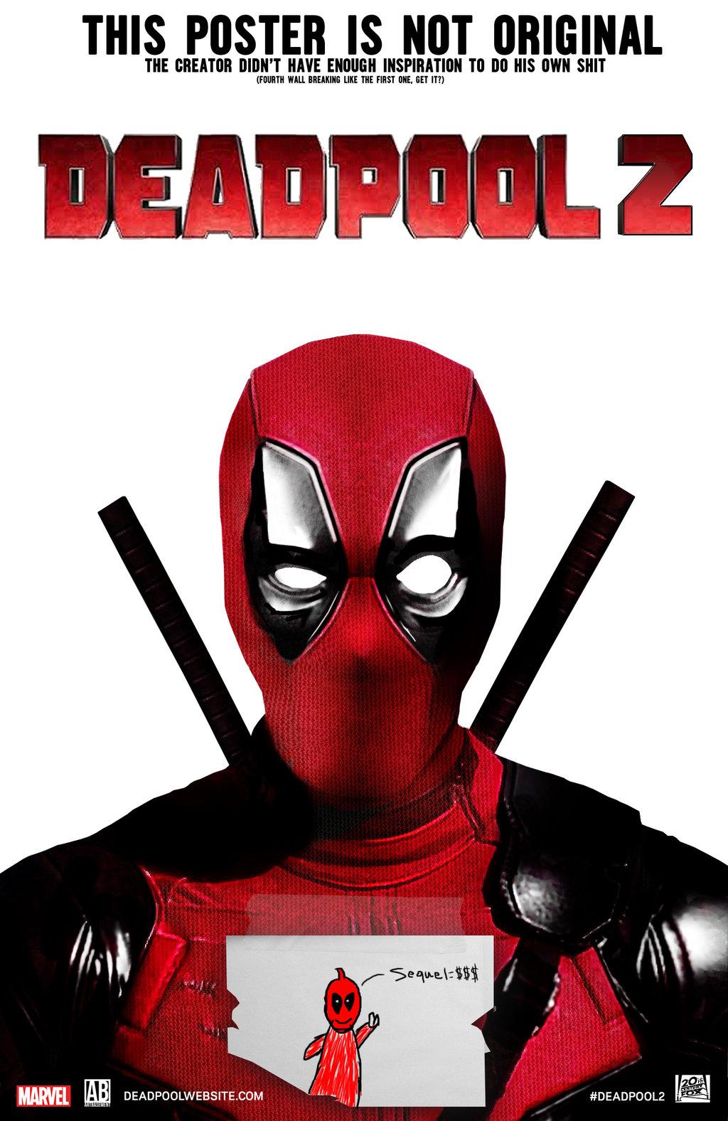 Filmkita Deadpool 2