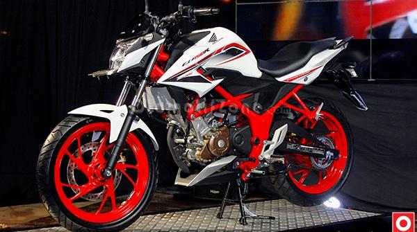 Spesifikasi Dan Harga Honda Cb150r Streetfire Edition