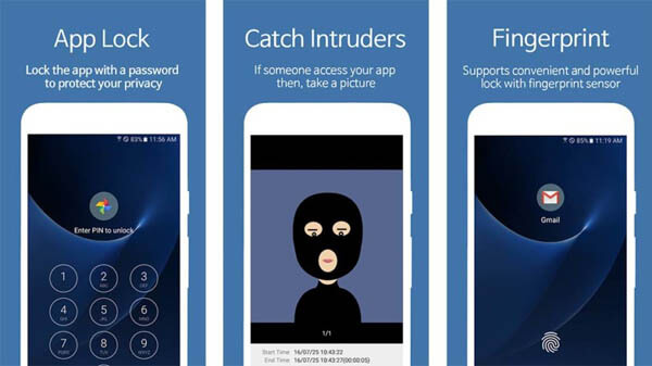 برنامج قفل التطبيقات  Smart AppLock