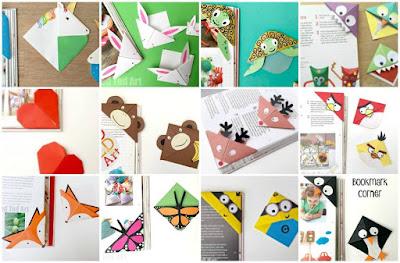 http://www.redtedart.com/corner-bookmarks-designs/