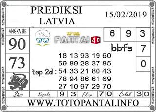 """Prediksi Togel """"LATVIA"""" PANTAI4D 15 FEBRUARI 2019"""