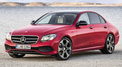 Mercedes-Benz E-Class left side view Hd Pictures