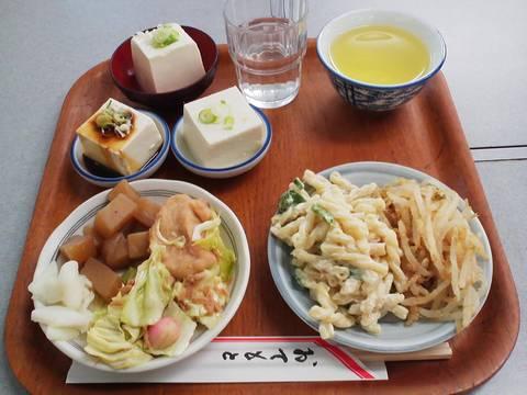 おかず食べ放題ランチバイキング¥250 焼肉じゅうじゅう4回目