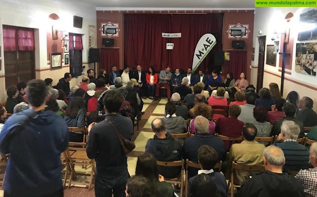 MAE denuncia las contradicciones en que viene incurriendo la alcaldesa de Mazo sobre la parálisis municipal