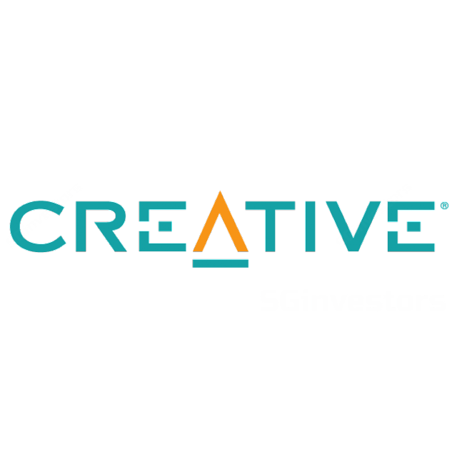 CREATIVE TECHNOLOGY LTD (C76.SI) @ SG investors.io