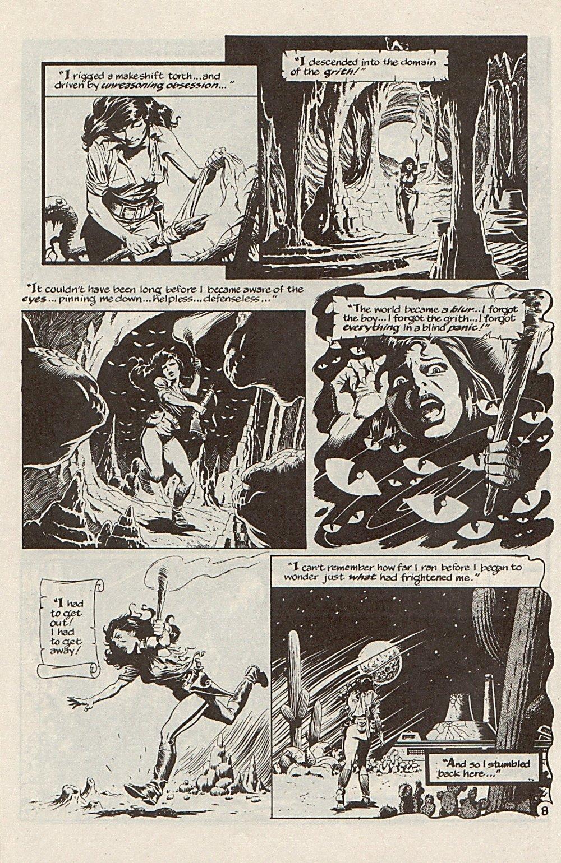 Read online Xenozoic Tales comic -  Issue #6 - 11
