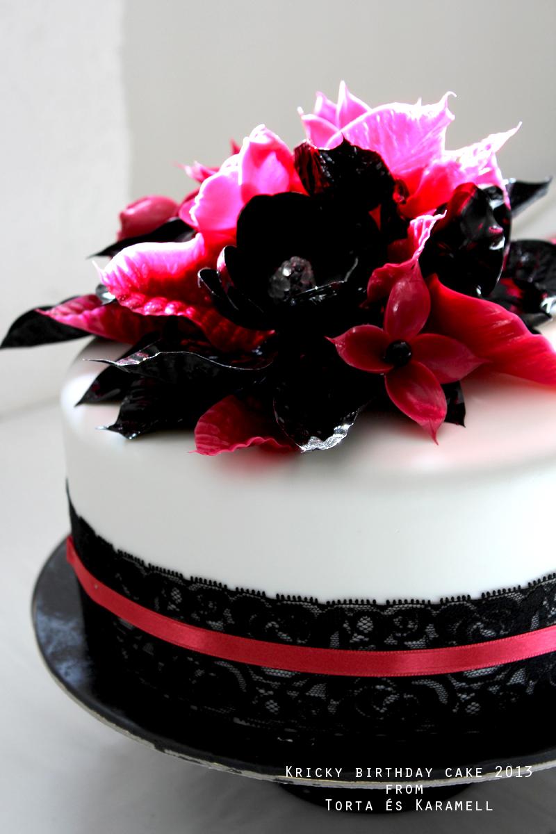 extrém szülinapi torták Kricky konyhája: Kricky szülinapi tortája extrém szülinapi torták