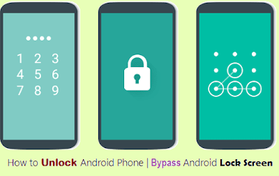 How To Unlock Android Phones If You Forget password or pattern.
