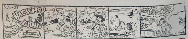 Aventuras y Amenidades nº 31 (25 de Noviembre de 1954)