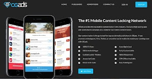 OGAds Review  :  Mobile & Desktop Incentive Affiliate Content