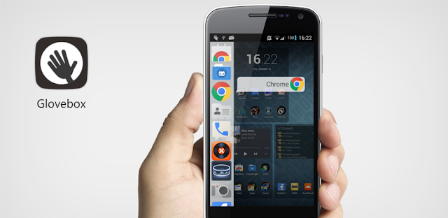 glovebox - ubuntu phone os like launcher for android