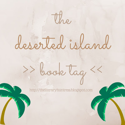 the deserted island book tag